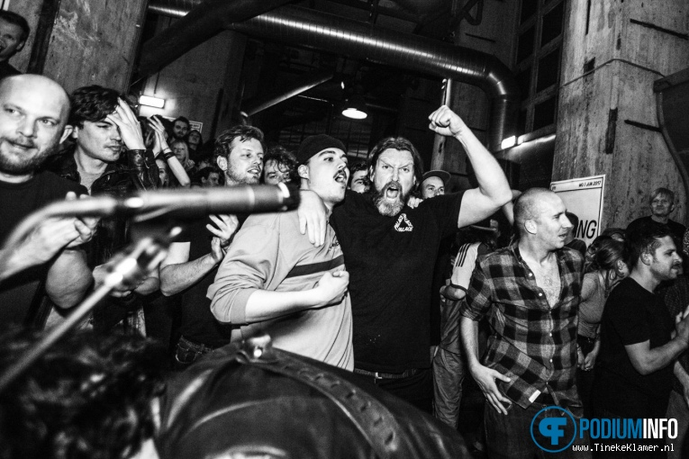 Thee Oh Sees - 07/05 - Maassilo Rotterdam foto
