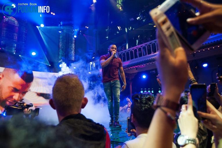 Mula B op FunX Awards - 23/5 - Paradiso foto
