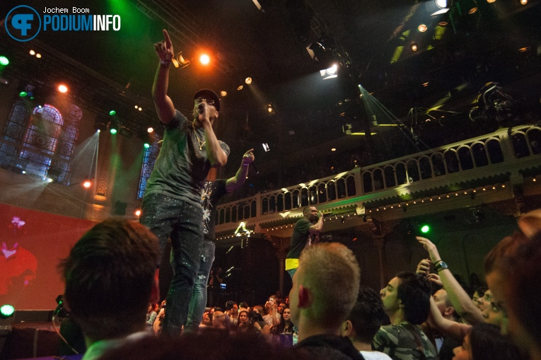 Broederliefde op FunX Awards - 23/5 - Paradiso foto