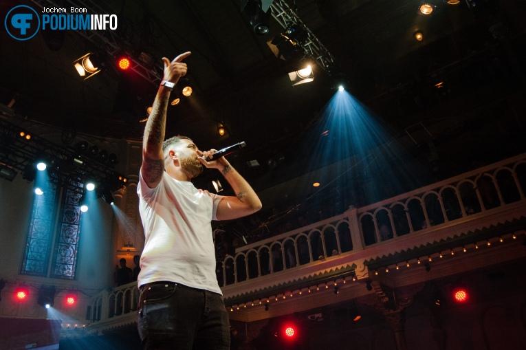 Murda op FunX Awards - 23/5 - Paradiso foto