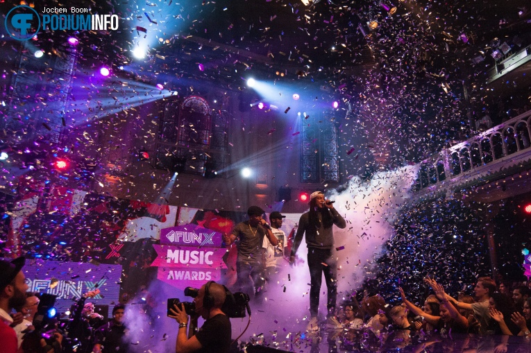 Jonna Fraser op FunX Awards - 23/5 - Paradiso foto