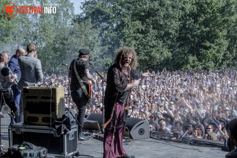 Foto Di-rect op Central Park Festival 2017