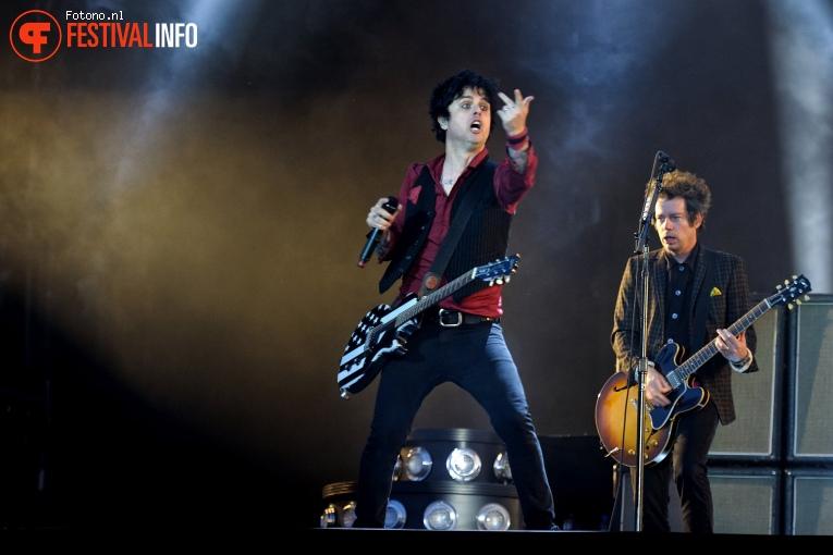 Foto Green Day op Pinkpop 2017 - Zondag