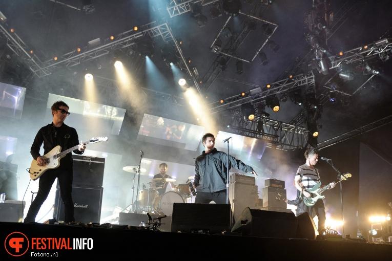 Liam Gallagher op Pinkpop 2017 - Maandag foto