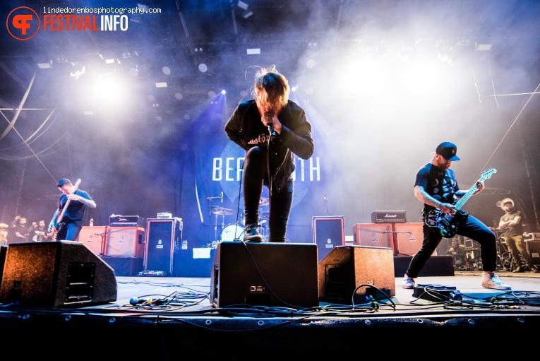 Foto Beartooth op Rock Am Ring 2017 - Zaterdag