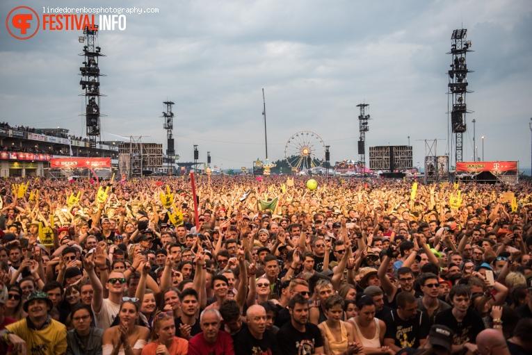 Rock Am Ring 2017 - Zaterdag foto