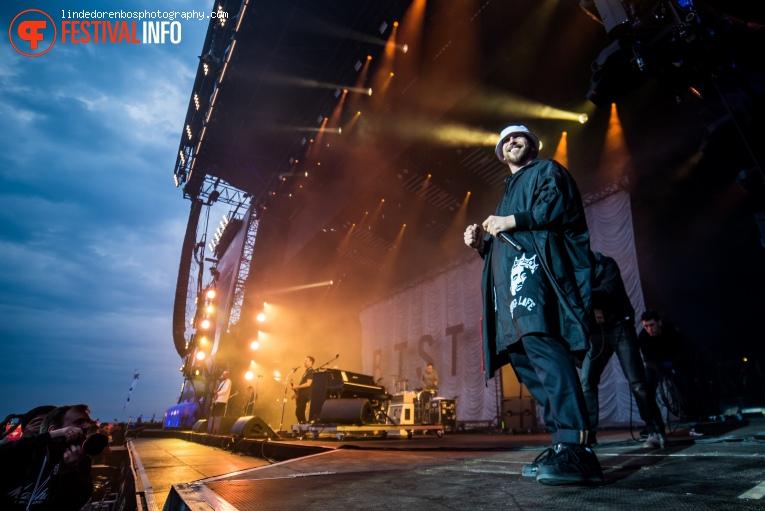 Beatsteaks op Rock Am Ring 2017 - Zaterdag foto