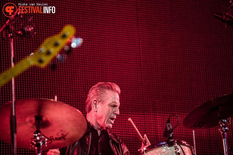 The Red Devils op Ribs & Blues 2017 foto