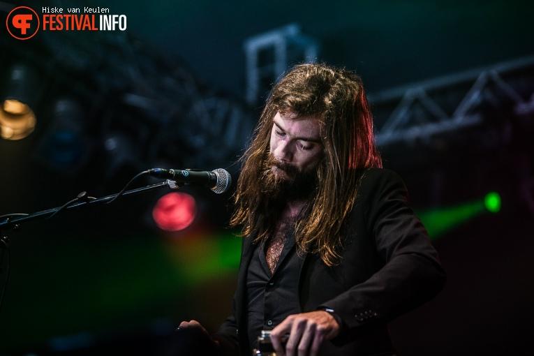 Jack Broadbent op Ribs & Blues 2017 foto