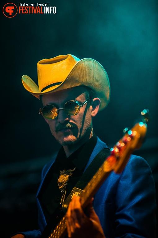 Robert Ellis op Ribs & Blues 2017 foto