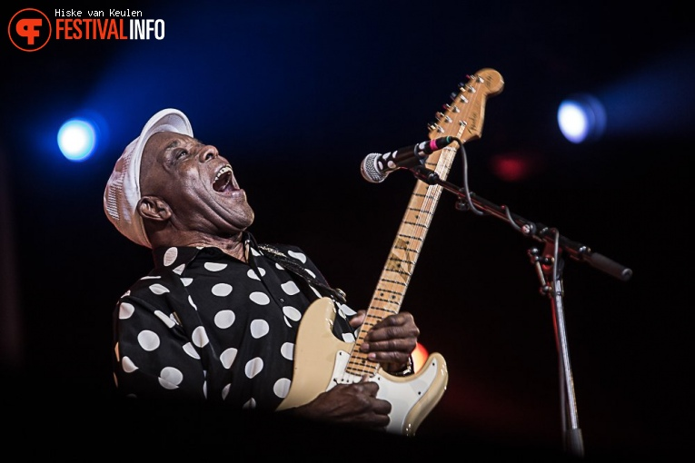 Buddy Guy op Holland International Blues Festival 2017 foto