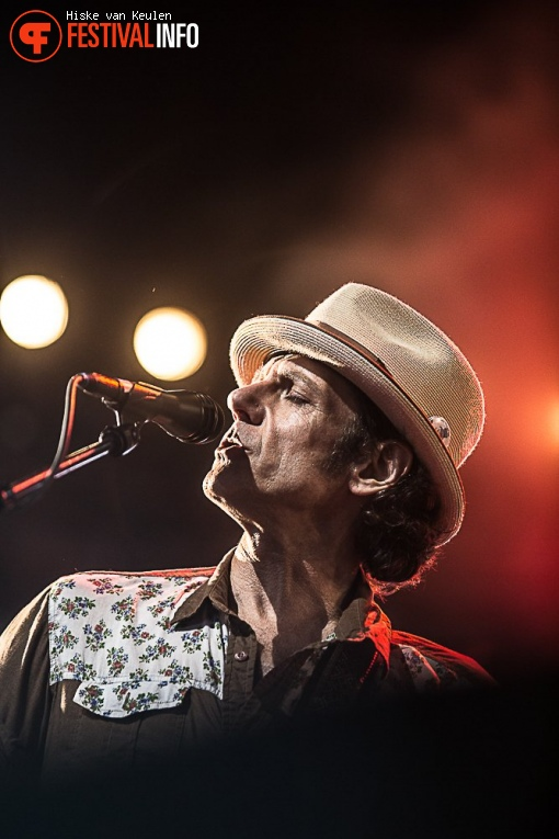 Foto The Magpie Salute op Holland International Blues Festival 2017