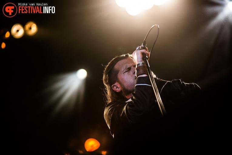 Rival Sons op Holland International Blues Festival 2017 foto