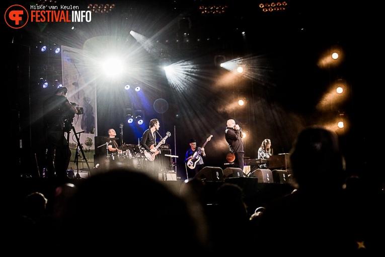 Foto The Fabulous Thunderbirds op Holland International Blues Festival 2017