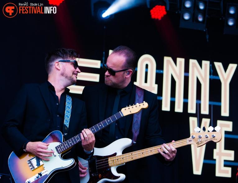 Foto Danny Vera op Retropop 2017