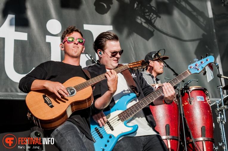 Foto Nielson op Live at Wantij 2017