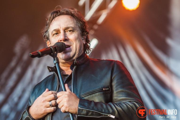 Foto Marco Borsato op Live at Wantij 2017
