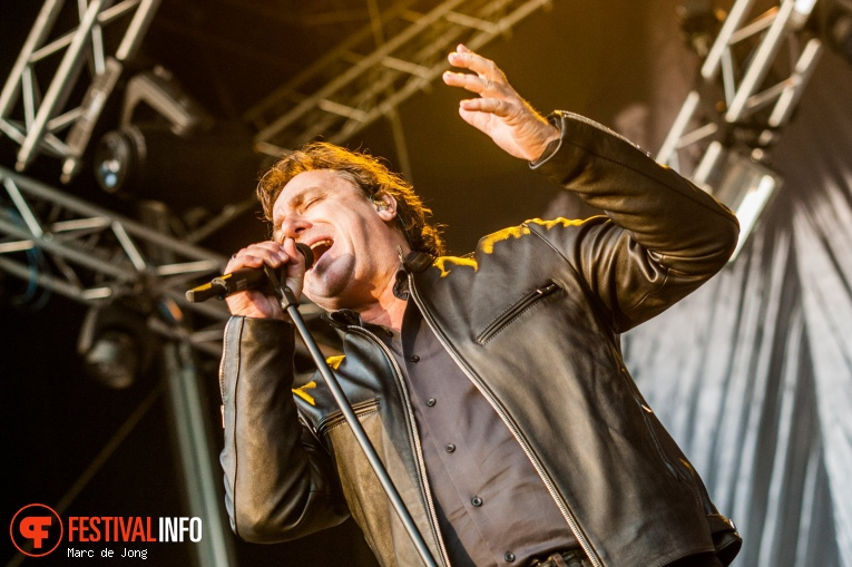 Marco Borsato op Live at Wantij 2017 foto
