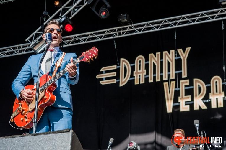Foto Danny Vera op Live at Wantij 2017