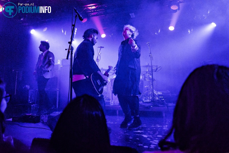 Foto Nothing But Thieves op Nothing But Thieves - 14/06 - Paradiso Noord
