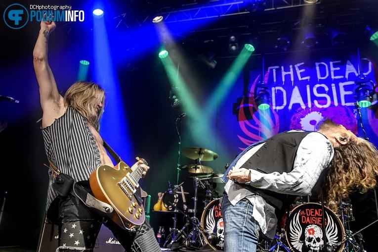 Foto The Dead Daisies op The Dead Daisies - 14/06 - Boerderij