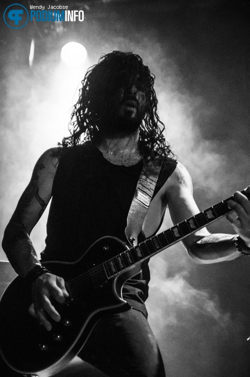 Svart Crown op Rotting Christ / Svart Crown - 15/06 - Willemeen foto