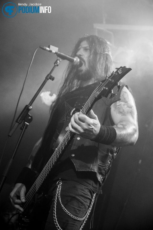 Rotting Christ op Rotting Christ / Svart Crown - 15/06 - Willemeen foto