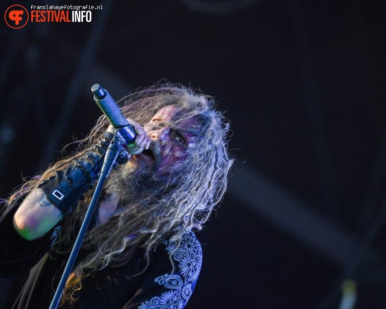 Foto Rob Zombie op Graspop Metal Meeting 2017