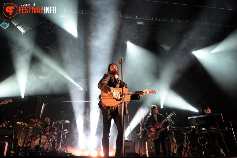 Foto Father John Misty op Down The Rabbit Hole 2017 - Zondag