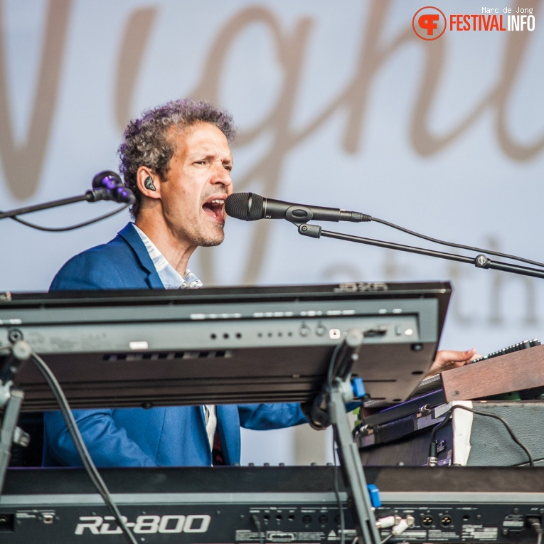 Foto Level 42 op Night at the Park 2017