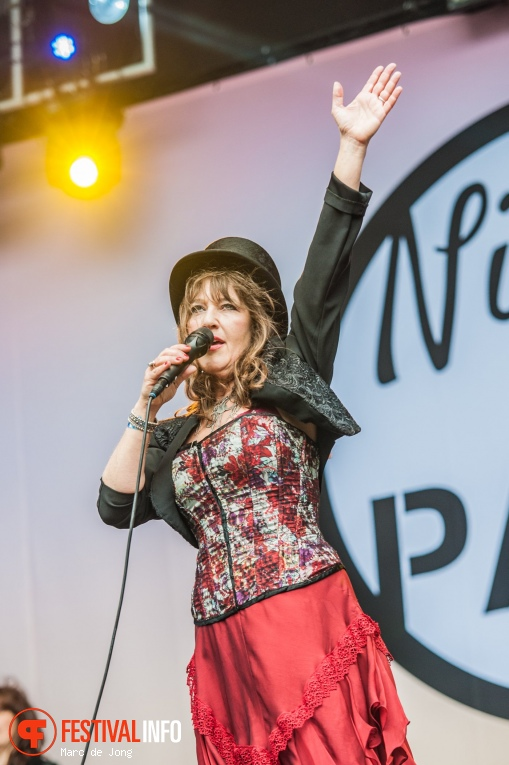 Mirage op Night at the Park 2017 foto