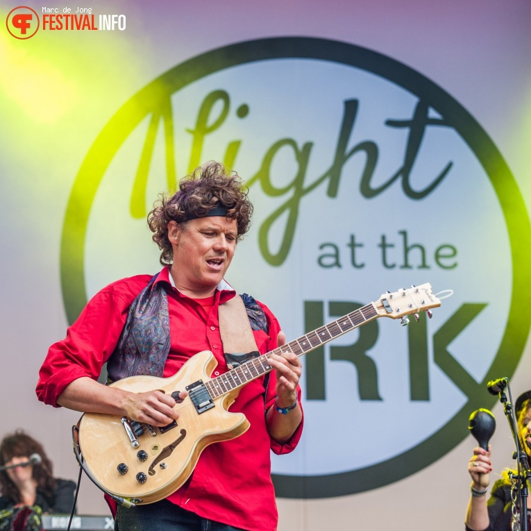 Foto Mirage op Night at the Park 2017