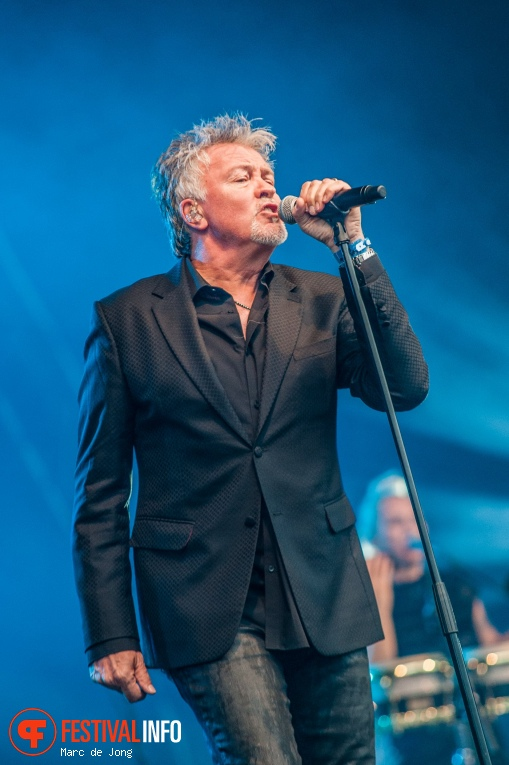 Paul Young op Night at the Park 2017 foto