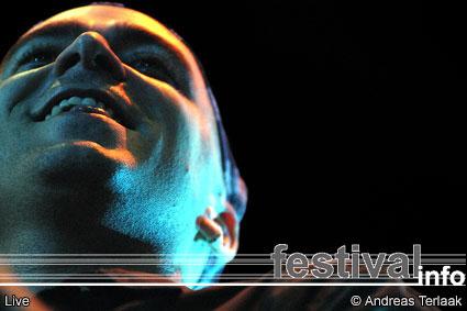 Live op Lowlands 2003 foto
