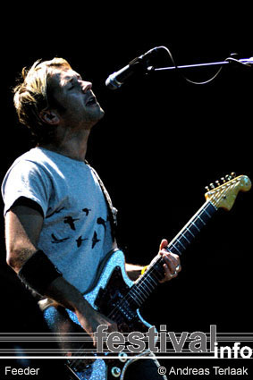 Feeder op Lowlands 2003 foto