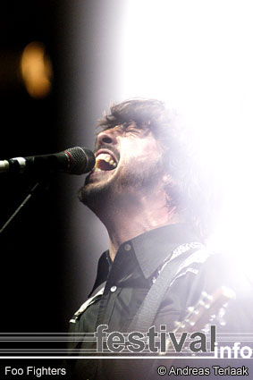 Foto Foo Fighters op Lowlands 2003