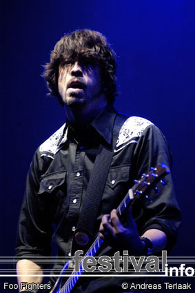Foo Fighters op Lowlands 2003 foto