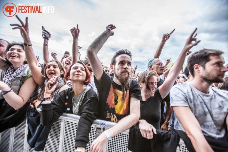 Rock Werchter 2017 - Vrijdag foto