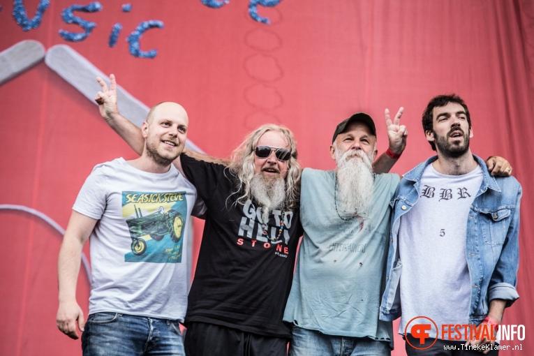 Seasick Steve op Rock Werchter 2017 - Zaterdag foto