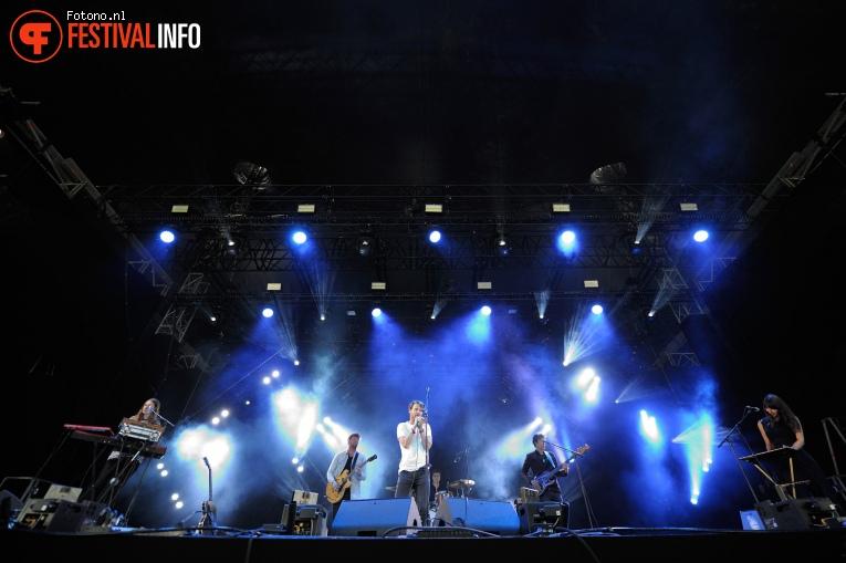 Avi On Fire op Indian Summer Festival 2017 - Vrijdag foto