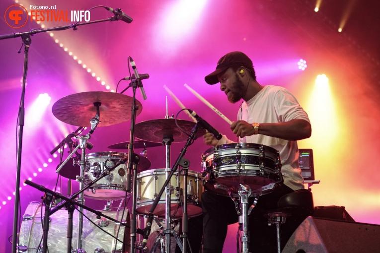 Ronnie Flex op Indian Summer Festival 2017 - Zaterdag foto