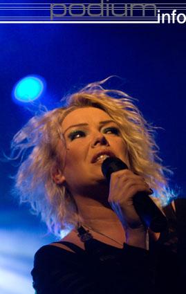 Foto Kim Wilde op Kim Wilde - 14/11 - Tivoli