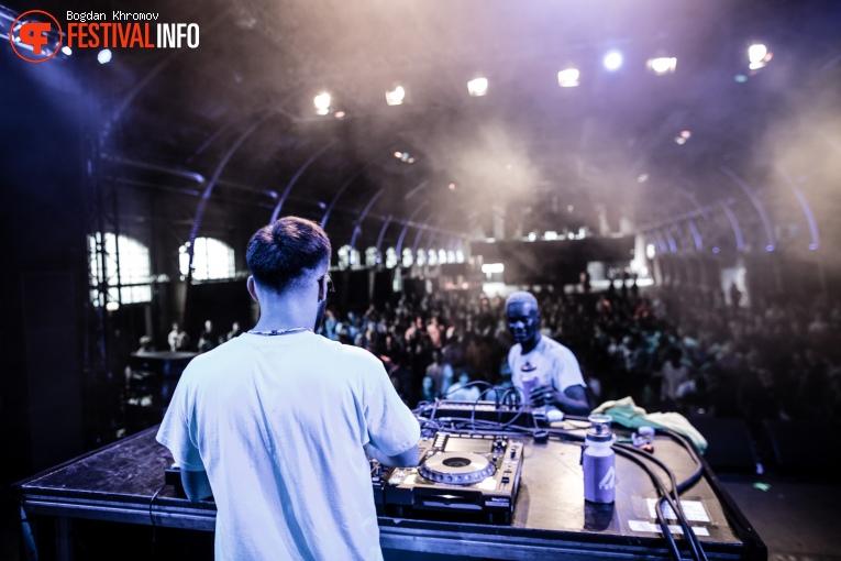 Alex Megas op WOO HAH! Festival 2017 foto
