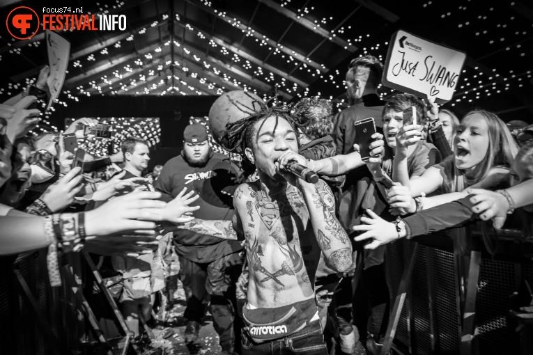 Rae Sremmurd op Rock Werchter 2017 Zondag foto