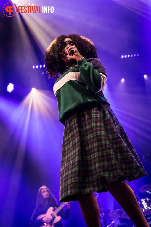 Noname op Rock Werchter 2017 Zondag foto
