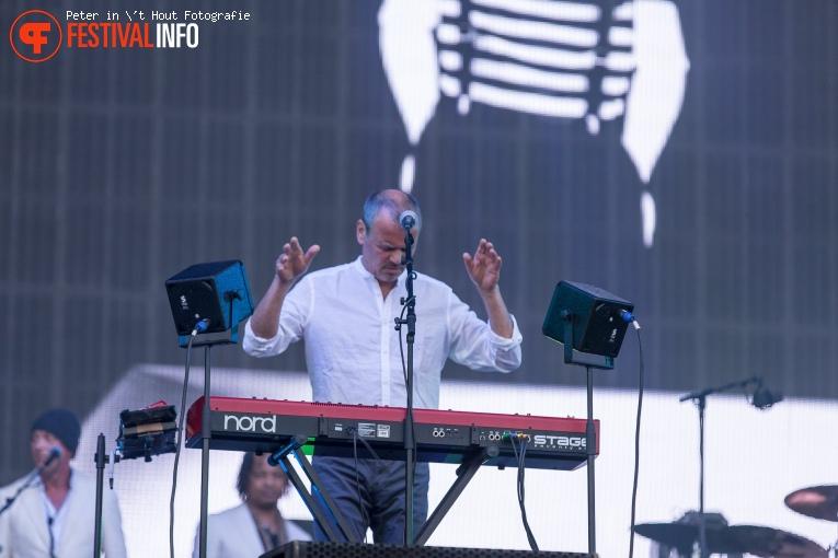 Foto Doe Maar op Concert At Sea 2017