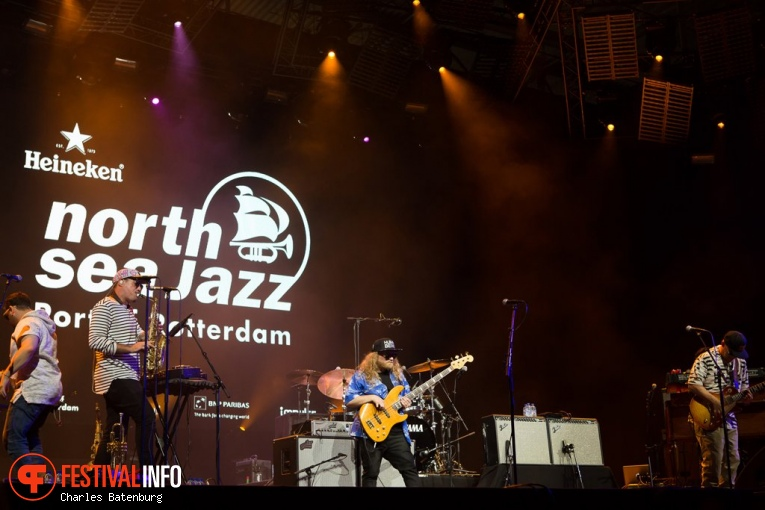 Lettuce op North Sea Jazz 2017 - Vrijdag foto