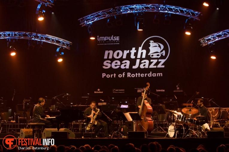 Wayne Shorter Quartet with Casco Philharmonic op North Sea Jazz 2017 - Vrijdag foto
