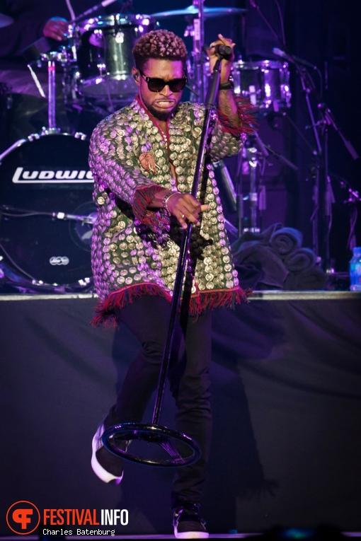 Usher op North Sea Jazz 2017 - Vrijdag foto