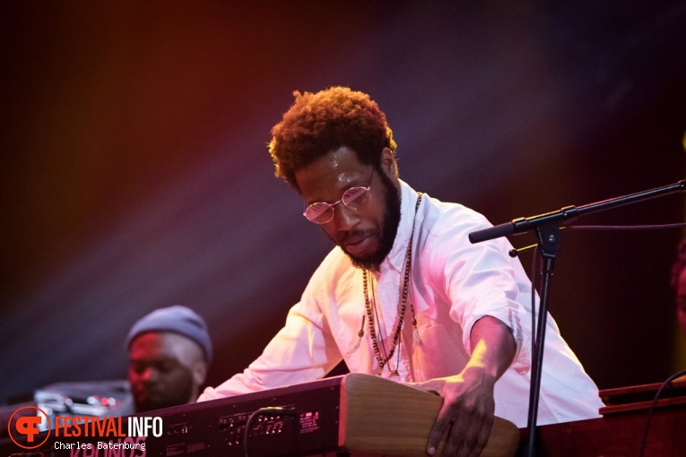 Cory Henry & The Funk Apostles op North Sea Jazz 2017 - Vrijdag foto